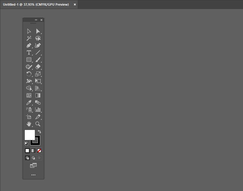 Toolbox Adobe Illustrator