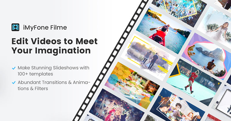 Menggunakan iMyFone Filme