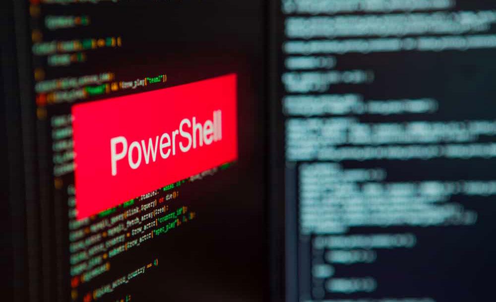 Fitur Windows PowerShell