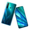 Tampilan Full Realme 5 Pro Blue
