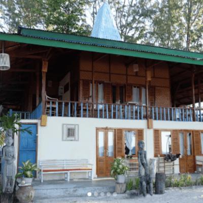 Exotic Sumba (3): Pondok Wisata Pantai Cemara, Surga Kecil di Purukambera