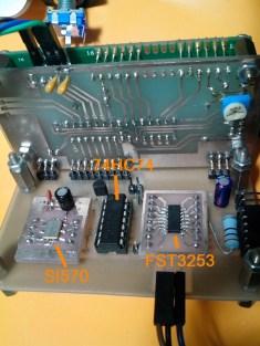 Si570 + FST3253