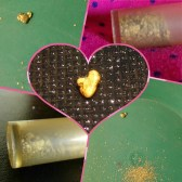 FotorCreated hearts of pure gold