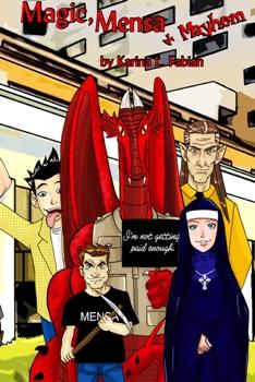 Magic Mensa and Mayhem front cover