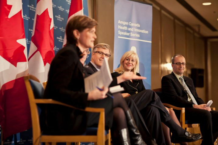 Healthcare Outlook Panel 2012