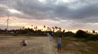 Sun set at Quezon Casa Roma, Buenavista, Guimaras