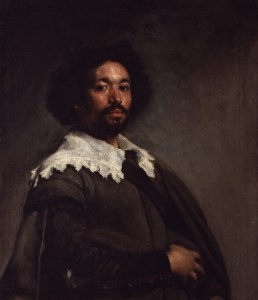 Velazquez, Juan de Pareja, 1650. Metropolitan Museum of Art, Purchase, Fletcher and Rogers Funds, and Bequest of Miss Adelaide Milton de Groot (1876–1967), by exchange, supplemented by gifts from friends of the Museum, 1971. Photo: Metmuseum.org