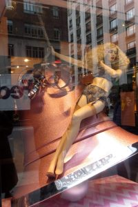 Agent Provacateur rings in the New Year. What a great name for a lingerie store!