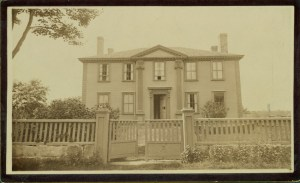 Lady Pepperrell House, undated photo (Historic New England Collection).