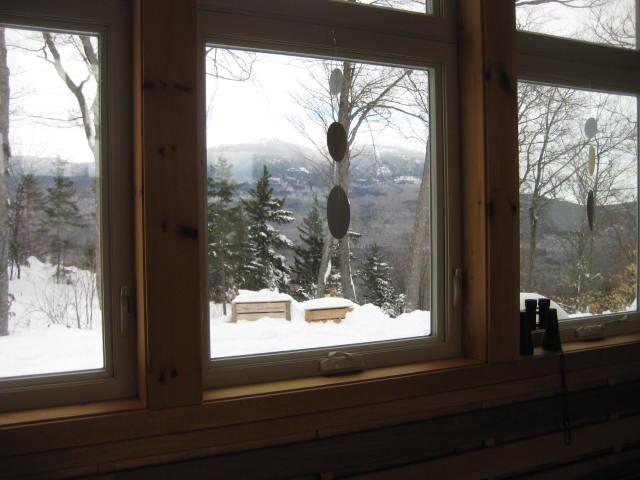Hut view