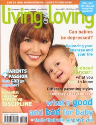 Living and Loving Cover