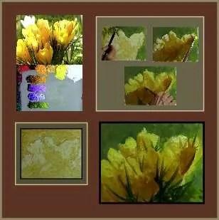 modulating yellows