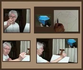 enhanced drawing skills