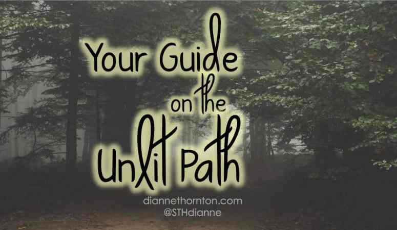 Your Guide On The Unlit Path