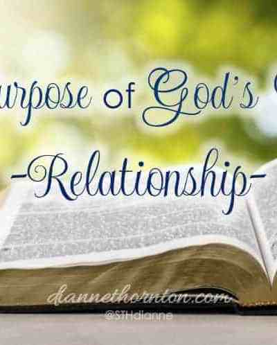 The overarching story of the Bible and purpose of God's Word is His love for mankind and plan for our redemption.