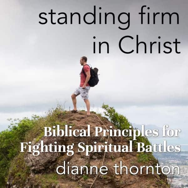 Standing Firm in Christ Bible Study