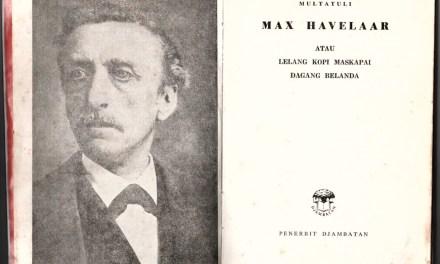 Max Havelaar atau Lelang Kopi Maskapai Dagang Belanda