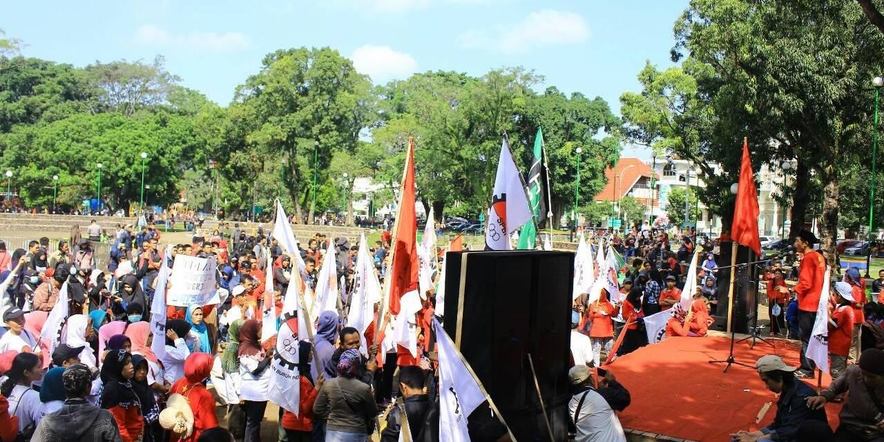 MayDay 2017: Gemakan Persatuan Buruh