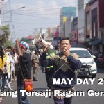 May Day: Malang Tersaji Ragam Gerakan