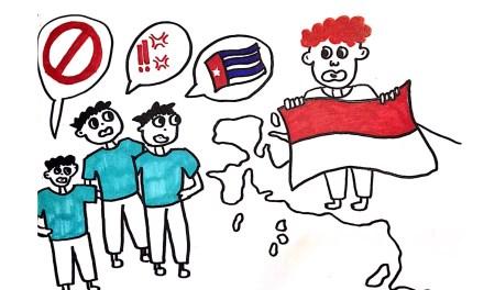 Stereotip Orang Papua: Pembenaran Kekerasan  Kultural