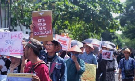 May Day 2019: Aksi Menuntut Keadilan