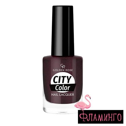 GR CITY COLOR (10,2мл) Лак д/ногтей № 058 1