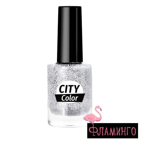 GR CITY COLOR (10,2мл) Лак д/ногтей № 101 1