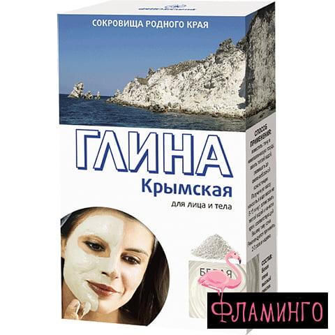 ФТ Глина СРК Крымская белая,100г(24шт) 1