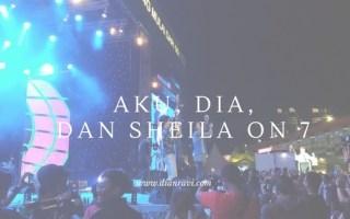 sheila on 7 di prj 2018