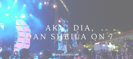 sheila on 7 di prj 2018