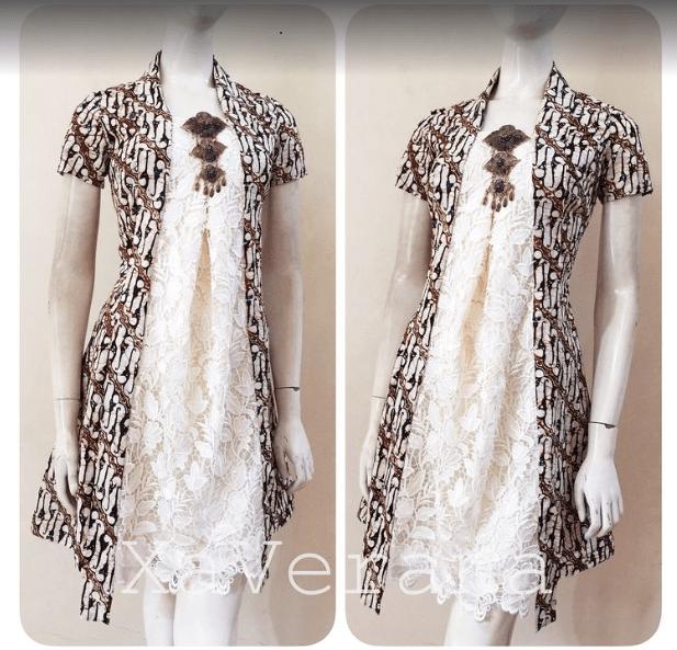 Rekomendasi Model Baju Batik Modern untuk Pesta - Dian Ravi