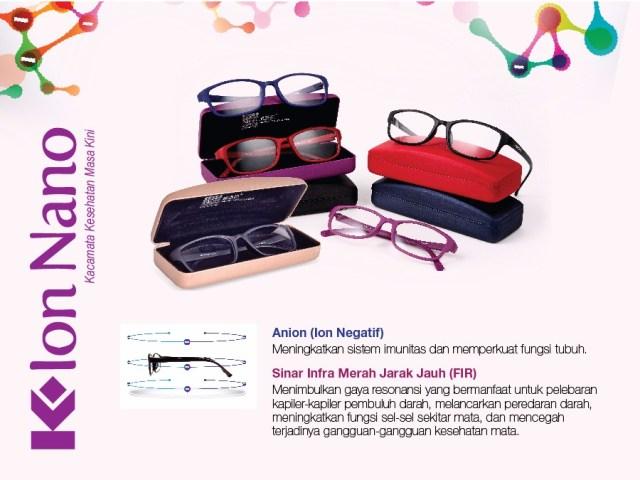 kacamata kesehatan k ion nano 2