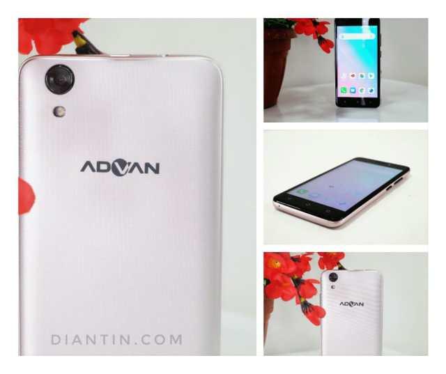 Advan S50 4G Unlimited 2 - diantin.com