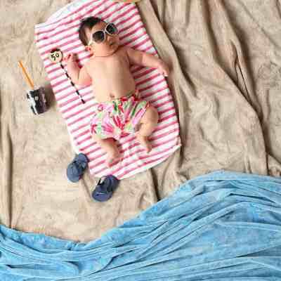 The Safest Sunscreen for Kids