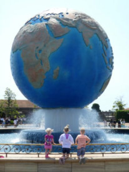 Tokyo Disneyland, Tokyo Disney Sea, traveling with kids, Family travel, Disney Themeparks
