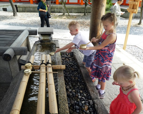 Rengeoin Sanjusangendo Temple, Family, japan, Asia Family travel, kids, Kyoto