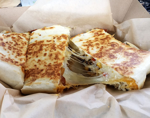 Quesadilla Mobilla, Moab, Utah, Arches National Park, Mexican Food, Food Truck, diapersonaplane, Diapers On A Plane, creating family memories, family travel, traveling with kids