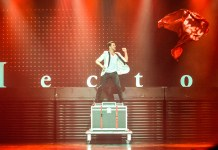 Disney Cruise, Hector is Magic, Nightly Performer, Featured Performer, 7 best illusionists in the world, Spain, diapersonaplane, diapers on a plane, traveling with kids, family travel, creating family memories, flying standby