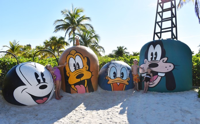 The Perfect Family Guide to Spending the Day on Castaway Cay, Castaway Cay, Disney's Private Island, Bahamas, Disney Cruise, Disney Wonder, Disney Fantasy, Caribbean, diapersonaplane, diapers on a plane, creating family memories, traveling with kids, family travel