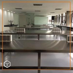 Laboratorio Universidad Nacional Agronomia
