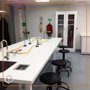Laboratorio Universidad Manuela Beltran