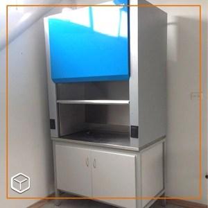 Cabinas para extracción de gases y flujo laminar.