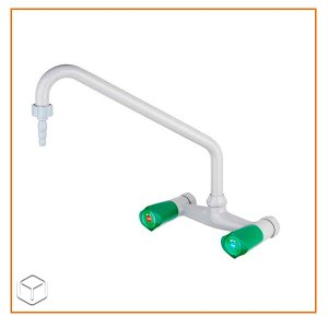 REF 1000/173 Mezclador agua fría / caliente. Montaje mural