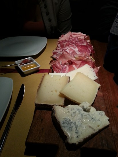 a base di gorgonzola