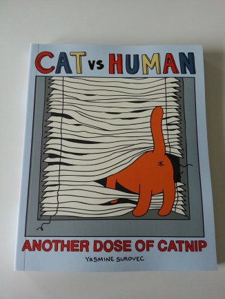 cat vs Human front cover