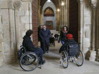 accessibilitat a Lleida