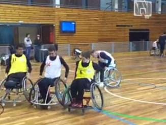 selecció catalana bàsquet en cadira de rodes