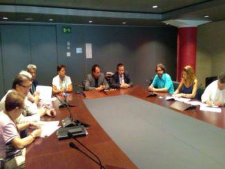conveni tallers persones amb discapacitat