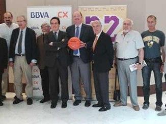 presentació torneig bbva bàsquet