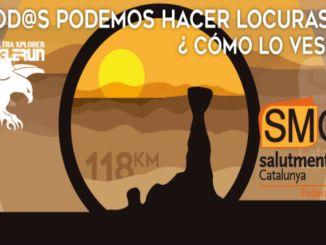 repte solidari desert Los Monegros
